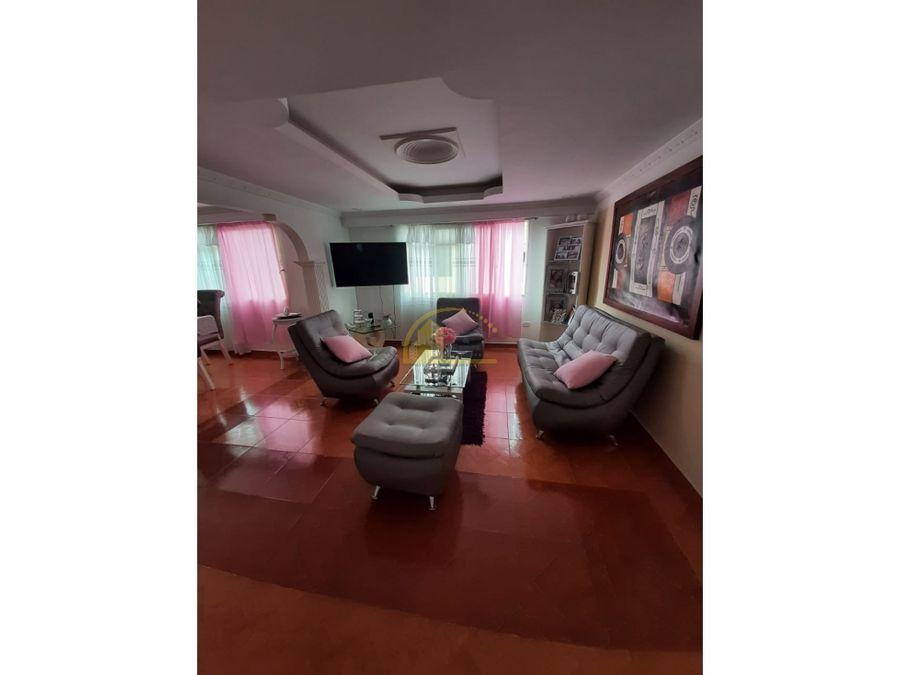 casa en venta en el centro de armenia