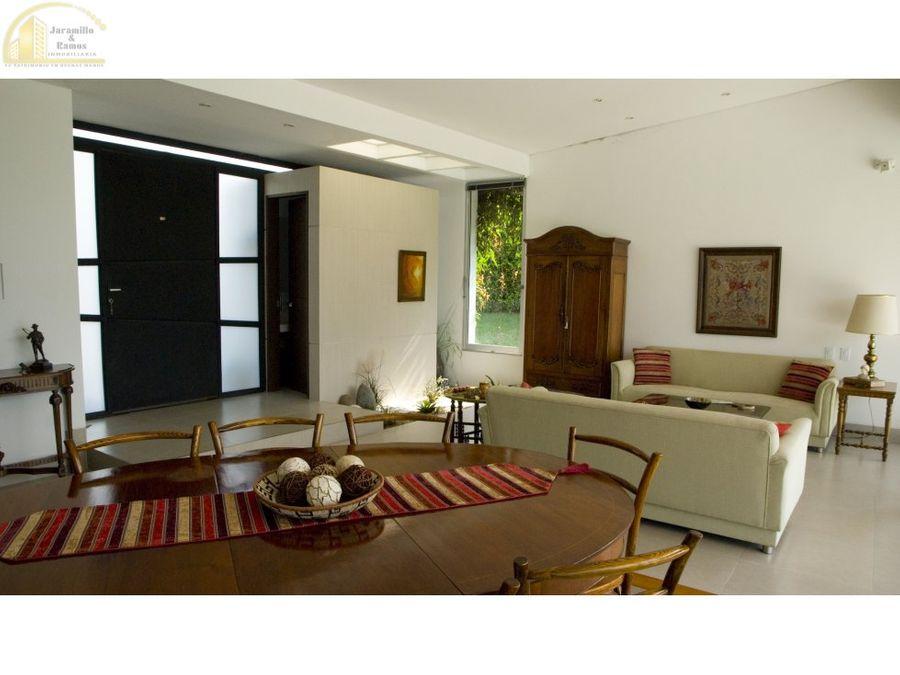 casa en venta conjunto campestre armenia