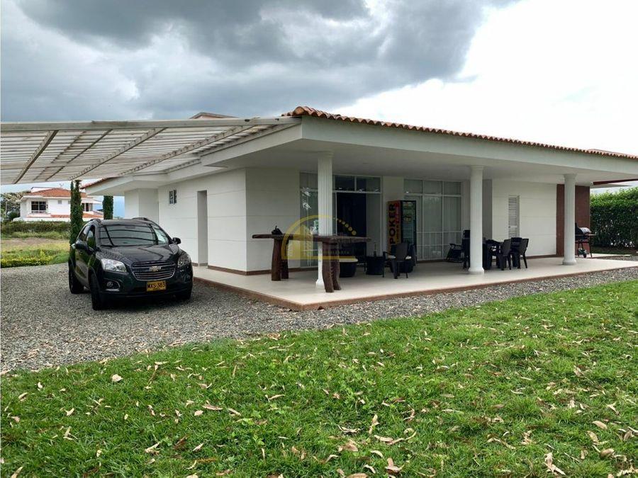 casa campestre en venta municipio pueblo tapao