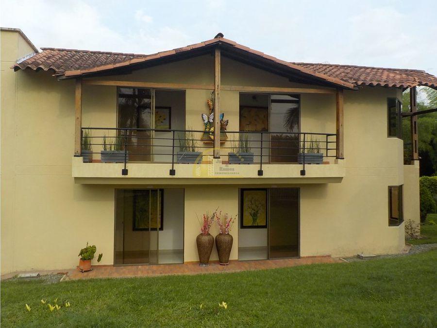 casa campestre en venta via tebaida quindio