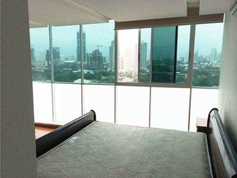 apartamento en punta pacifica 110 mts 16656