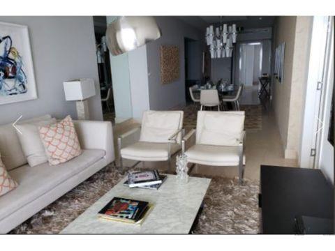 apartamento en ave balboa para venta 173m2 2 recamaras