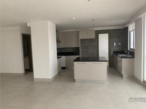 apartamento nuevo en obarrio para venta 110m2 2 recamaras