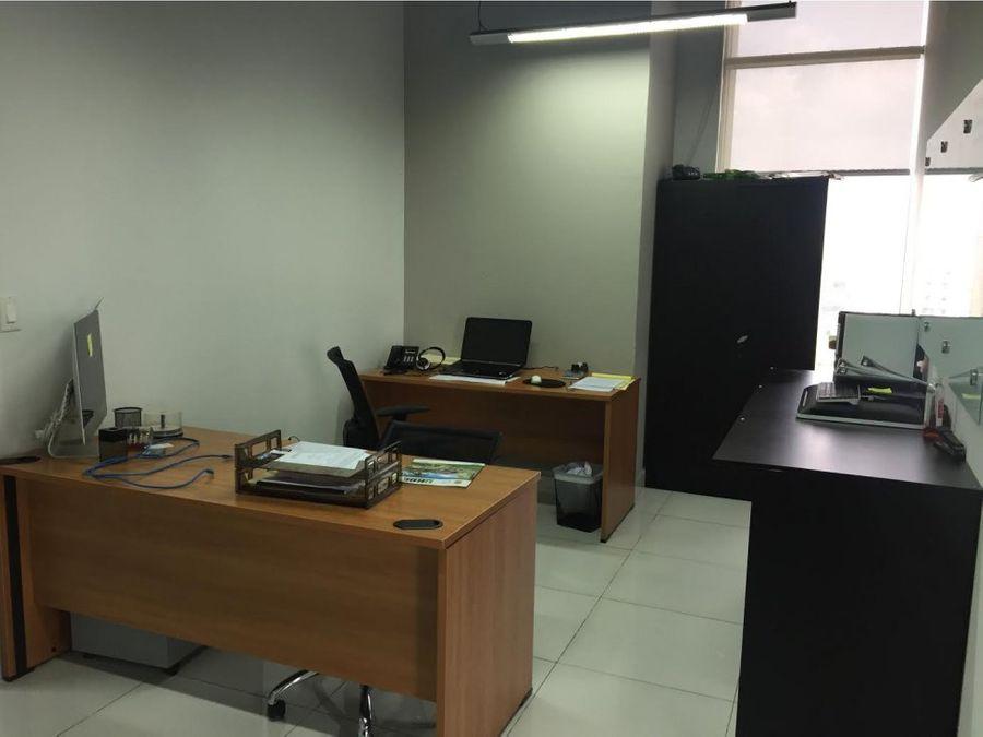 oficina en ave balboa 225 mts2 16698