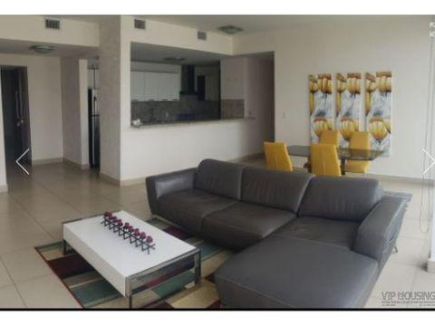 apartamento en punta pacifica para venta 155m2 2 recamaras 299k