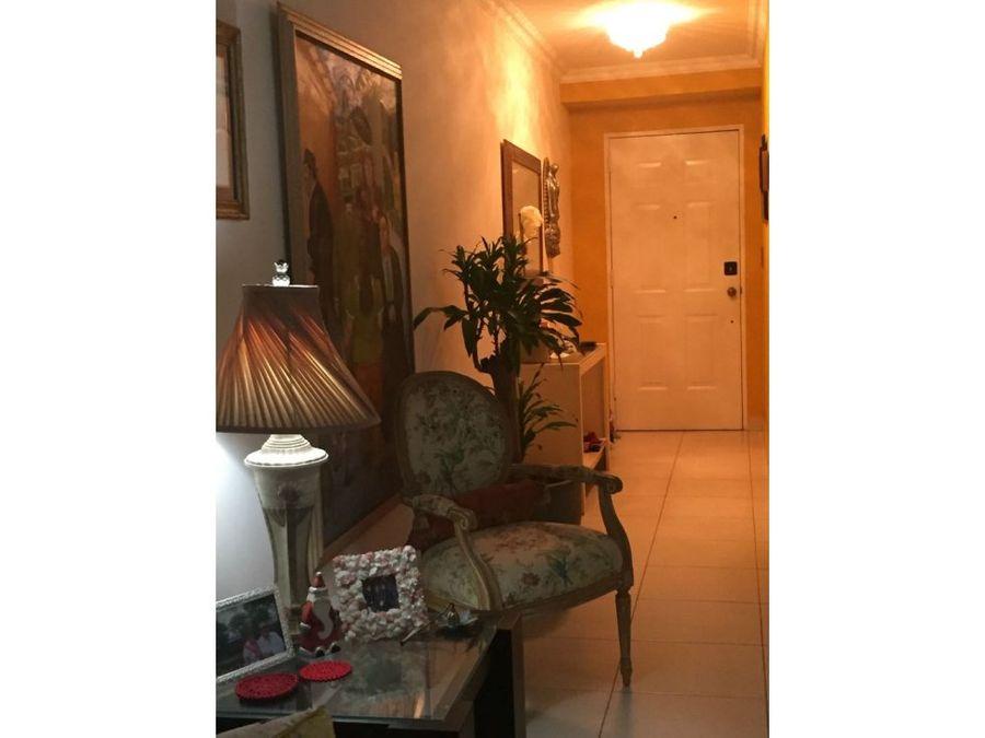 apartamento en punta pacifica 164 mts2 16704