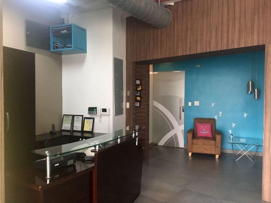 oficina en via brazil 90 mts 16697