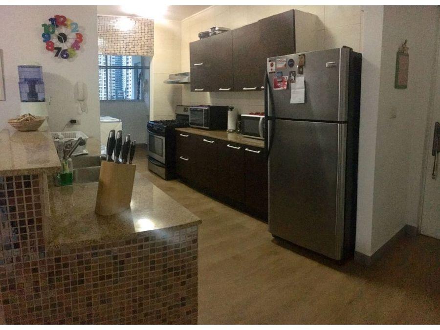 apartamento 117mts punta paitilla 16629