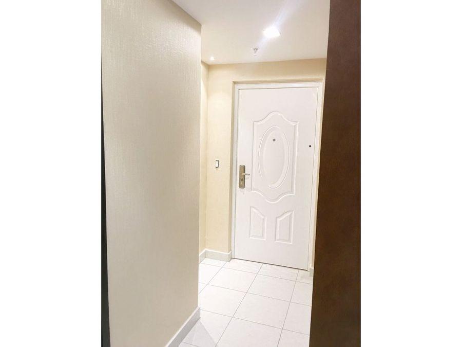 apartamento en el cangrejo 114 mts 16657