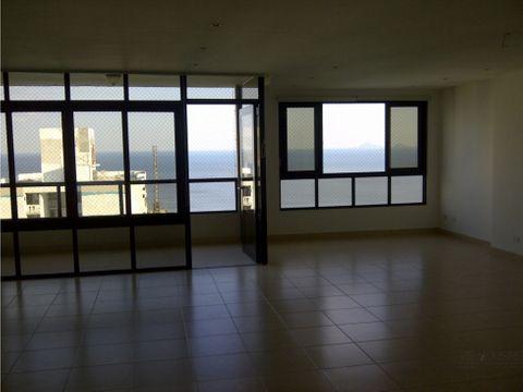 apartamento costa del este para venta 202m2 3 recamaras
