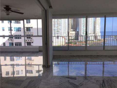 apartamento punta paitilla en venta 262m2 3 recamaras
