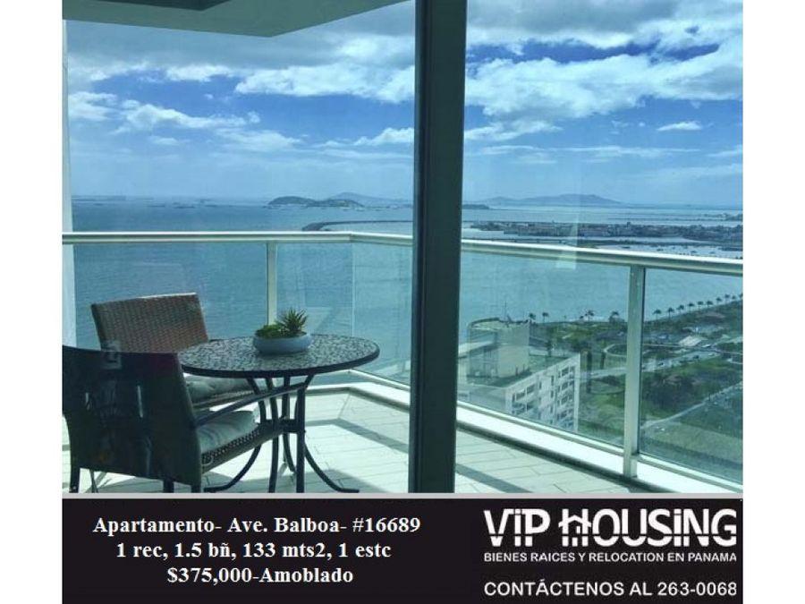 apartamento avenida balboa 133 mts2 16689