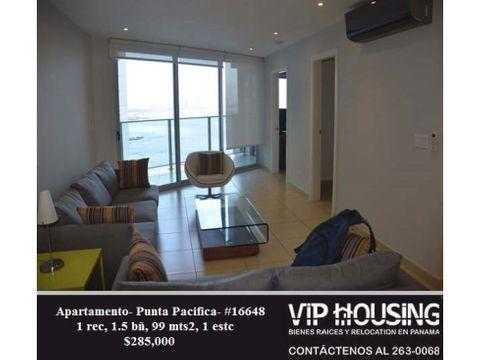 apartamento punta pacifica 99 mts2 16648