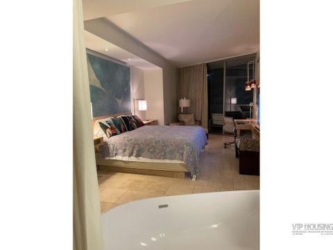 habitaciones tipo estudio en ave balboa hotel de lujo para alquiler