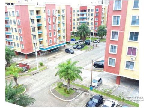 apartamento en venta via centenario 73m2 3 recamaras