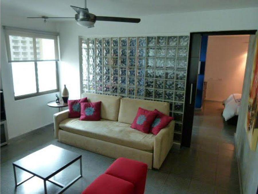 apartamento en punta pacifica 90mts2