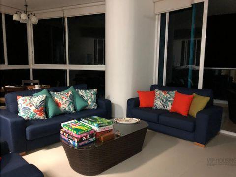 apartamento frente al mar en santa clara para venta158m2 2 recamaras