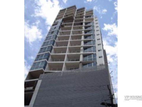 apartamento en el cangrejo para venta 120m2 2 recamaras 220k