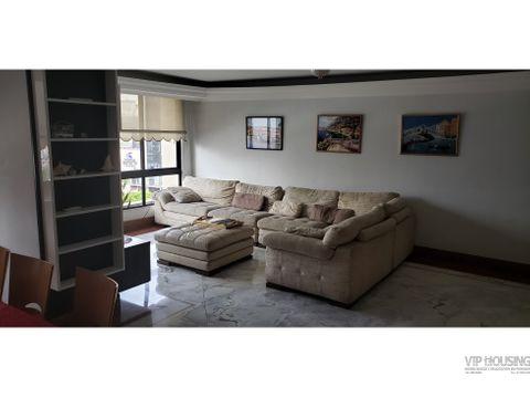 apartamento en punta paitilla para venta 130m2 3 recamaras