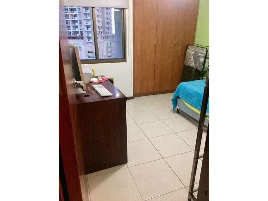 apartamento en punta pacifica 88 mts2 16791