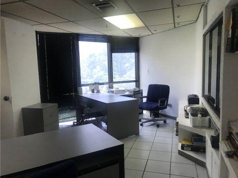 se vende oficina 68m2 sabana grande