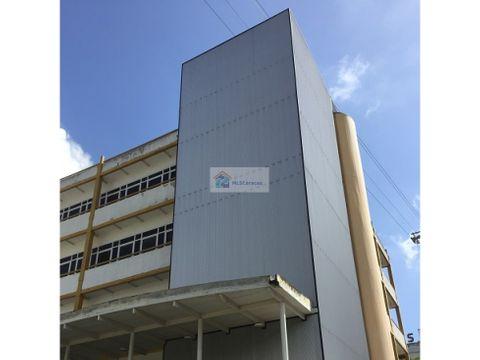 se vende edificio industrialgalpon 1400m2 palo verde