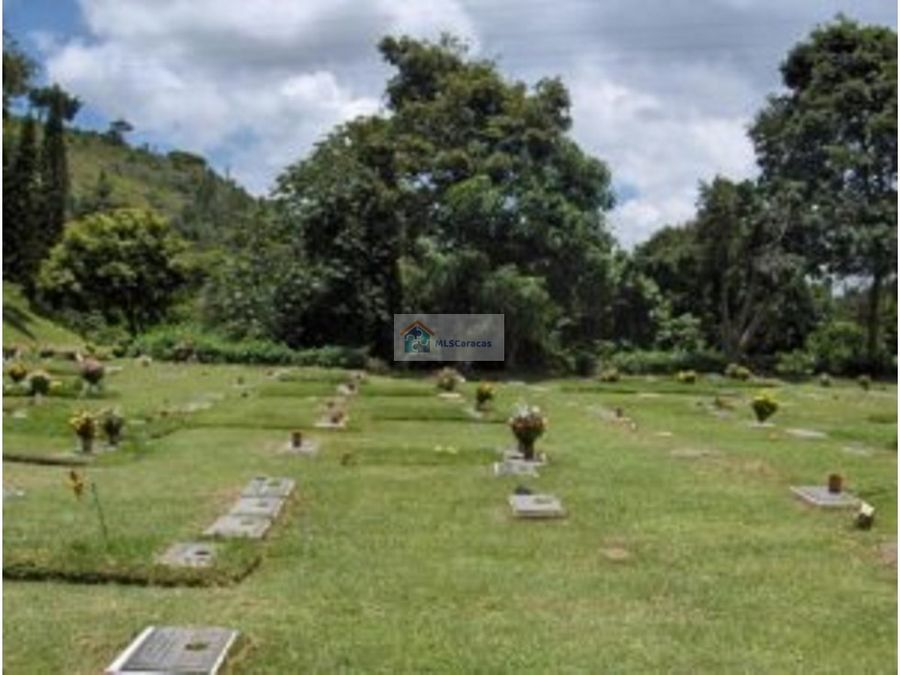 se vende parcela 3m2 cementerio del este
