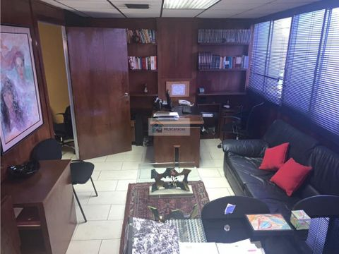 se vende oficina 58m2 sabana grande