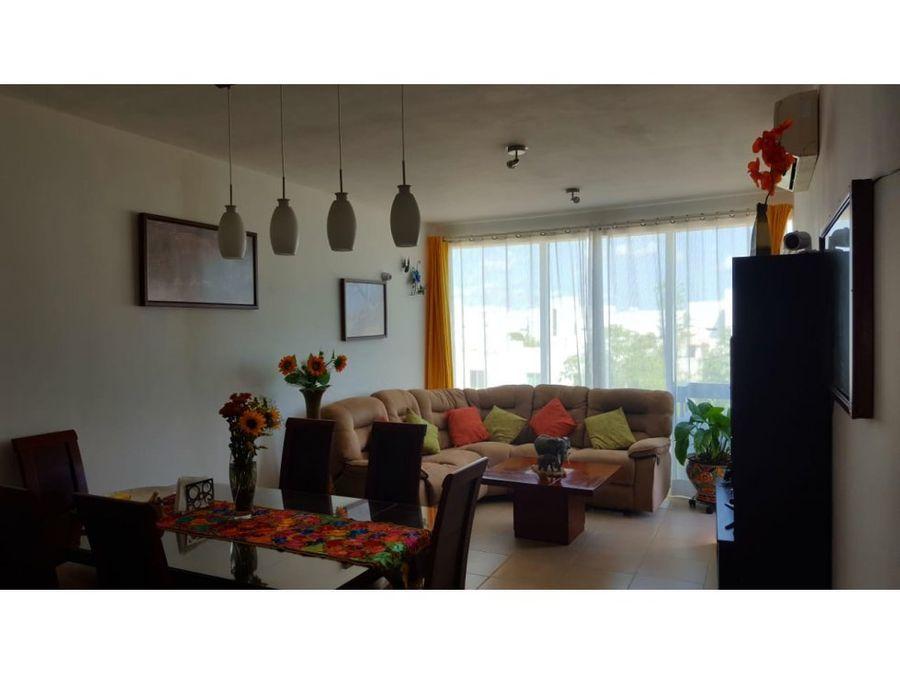 departamento en condominio villa maya