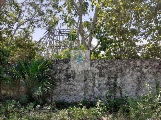 se vende propiedad como terreno en cancun