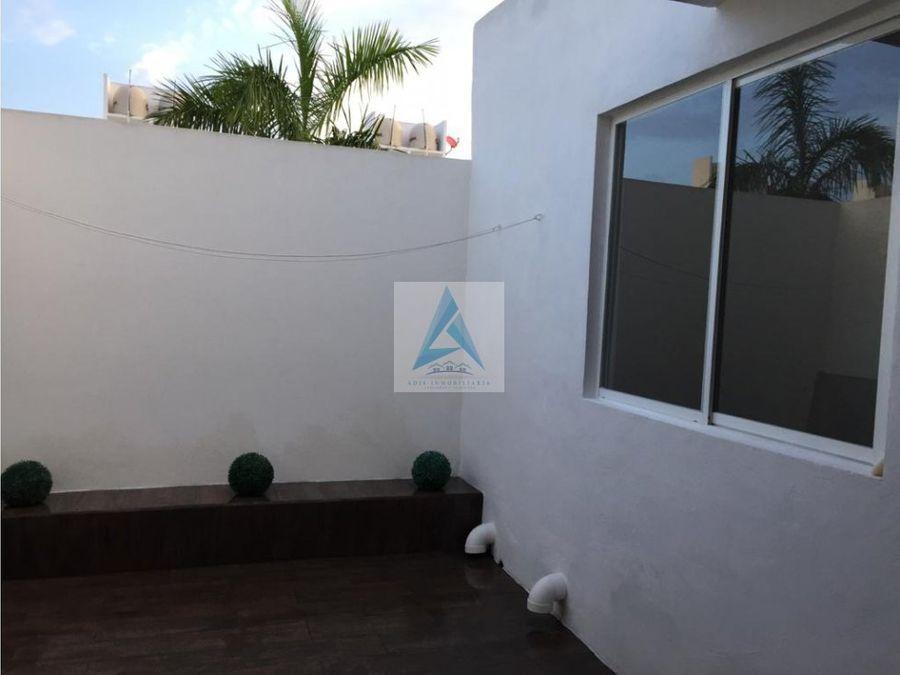 casa en venta en jardines 3 cancun