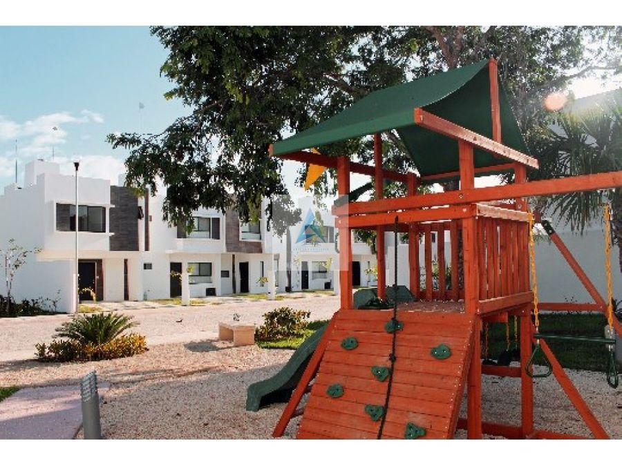 casa en playa del carmen 126 m2