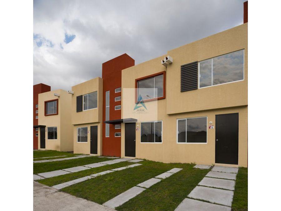 casa en huehuetoca estado de mexico