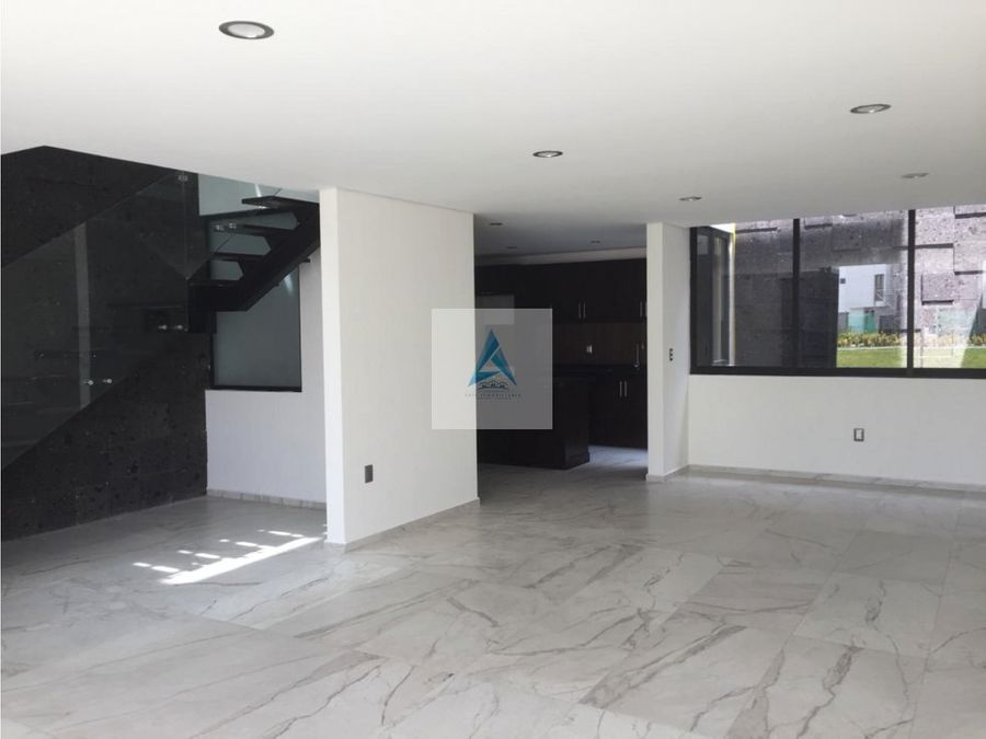 casa en pachuca residencial 202 m2