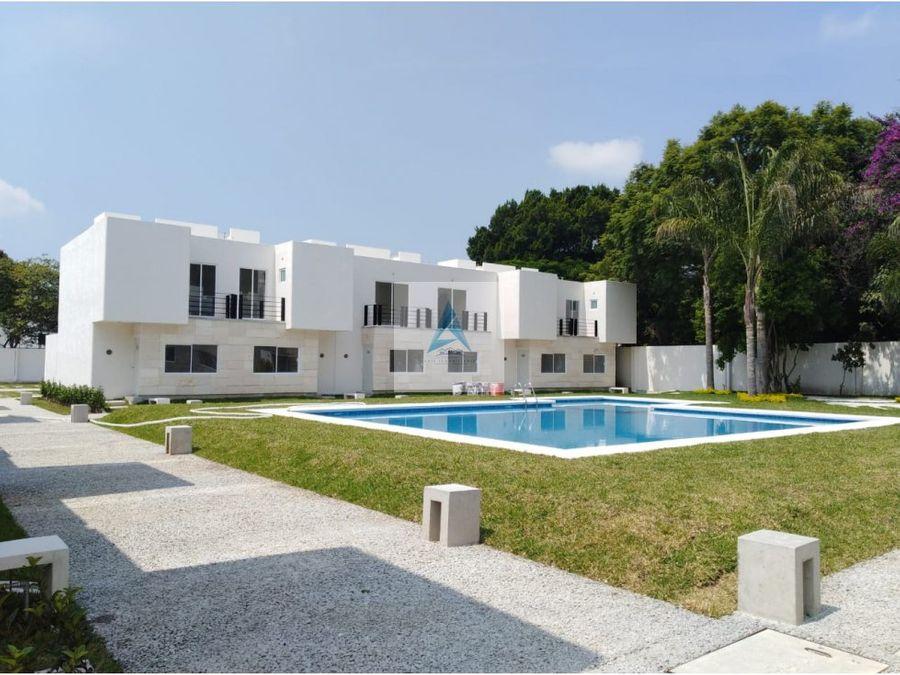 casa minimalista en yautepec