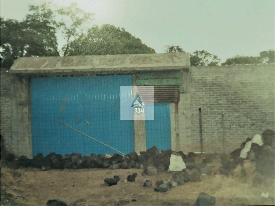 terreno en venta en colonia hidalgo