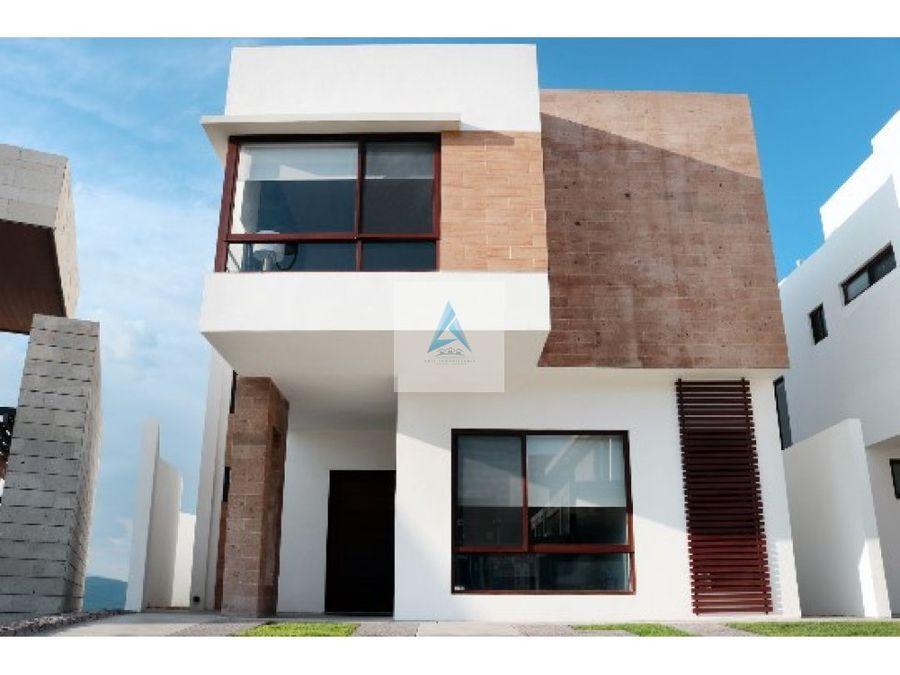 casa en zibata queretaro 193 m2