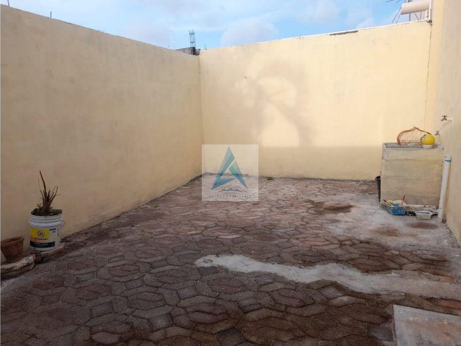 casa en venta en cancun 75 m2