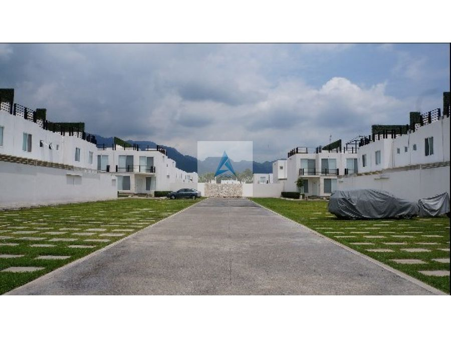 casa en los prados yautepec c roof g