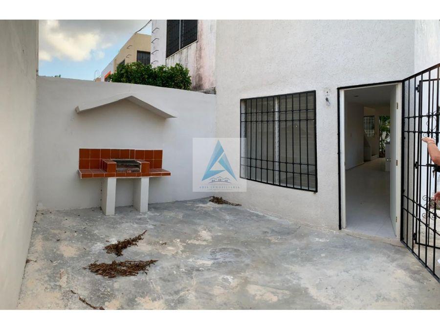 casa en venta en cancun calle nohbec