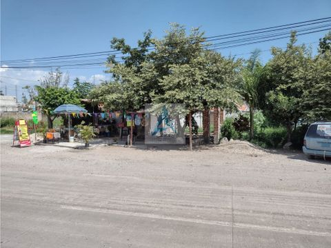 renta de terreno comercial en yautepec