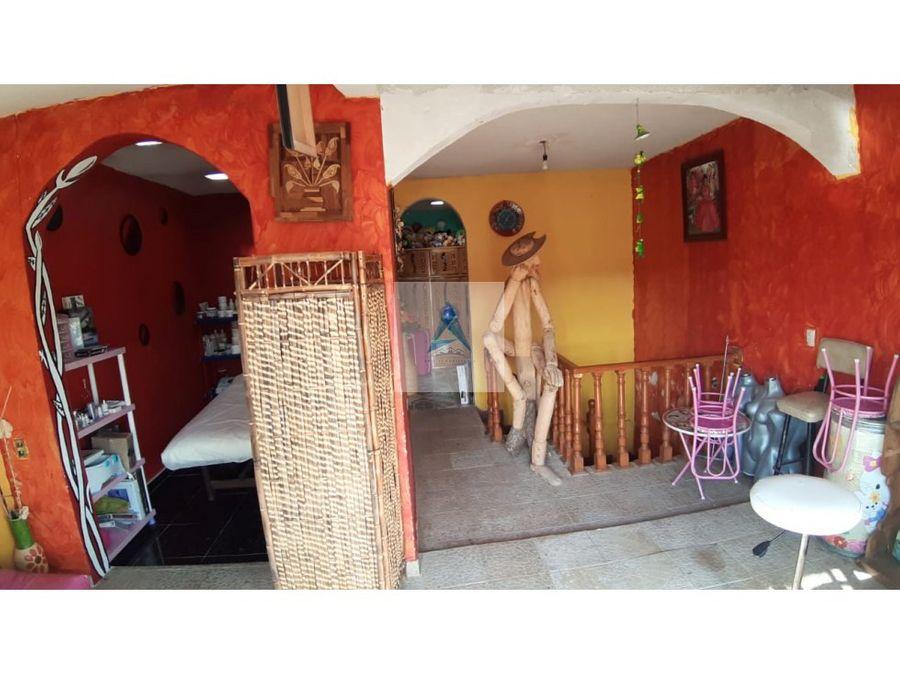 casa en venta en tecamac