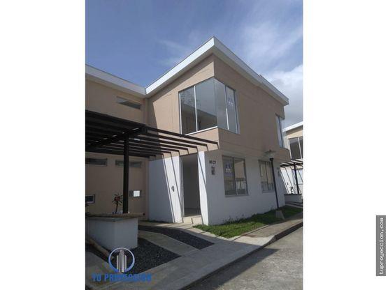 Casa en venta en Monserrate Alto