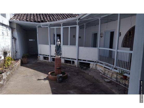 Casa lote en venta en Santa Rosa de Cabal