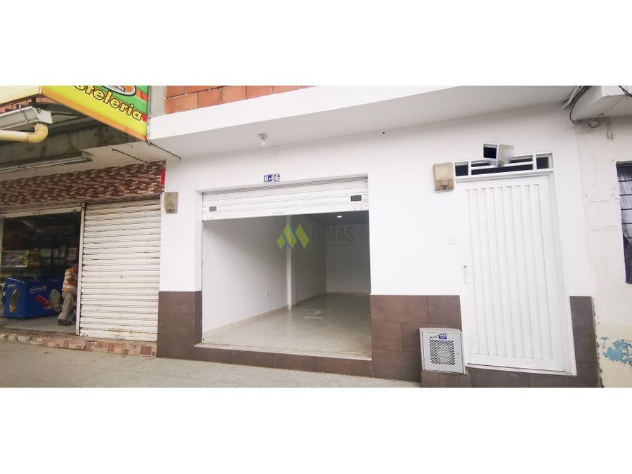 arriendo local comercial yumbo barrio uribe