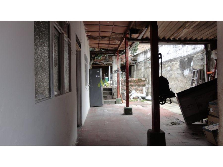venta casa lote barrio alameda