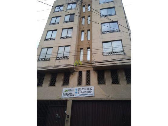 edificio venta cali barrio san nicolas