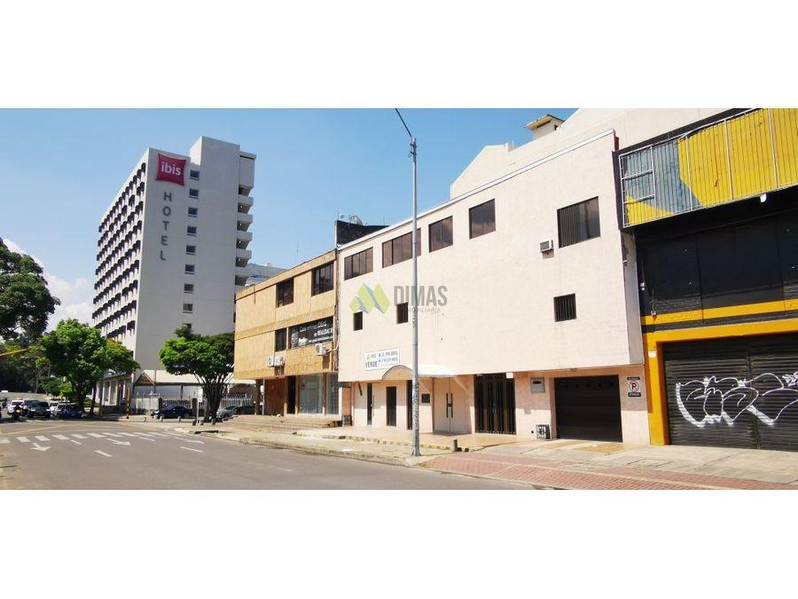 venta edificio santa monica residencial