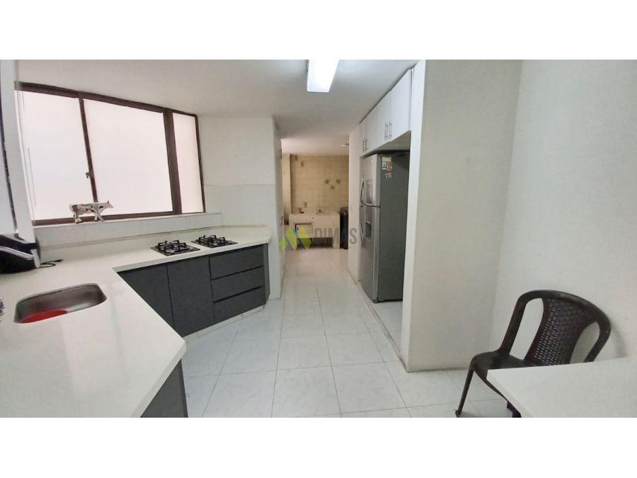 venta apartamento barrio santa monica residencial