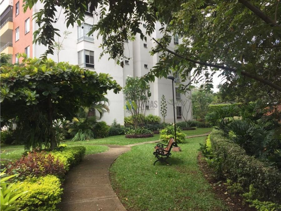 arriendo apartamento ciudad jardin